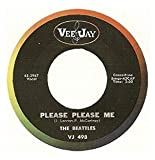 please, please me / from me to you 45 rpm single