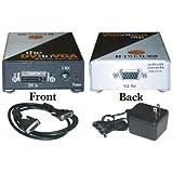 Gefen DVI-D to VGA Converter, DVI-D Female to HD15 Female ( 1 PACK ) BY NETCNA