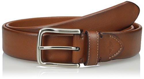 Dockers Men's Casual Belt With Comfort - Mens Belt Dockers Leather