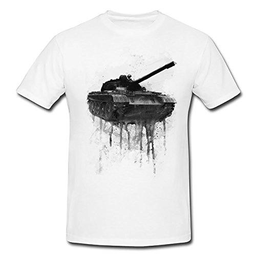 Tank T-Shirt Herren, Men mit stylischen Motiv von Paul Sinus