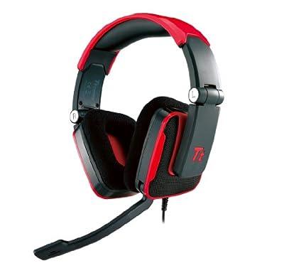Tt eSPORTS Shock Series Battle Editions HT-SHK002ECGR Thermaltake Gaming Headset