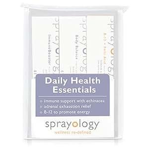 Sprayology - Daily Health Essentials