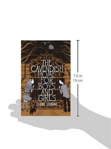Ebook The Cavendish Home For Boys And Girls By Claire Legrand
