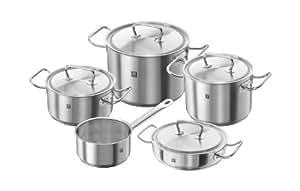 Zwilling TWIN CLASSIC - Batería de cocina set de 5 piezas