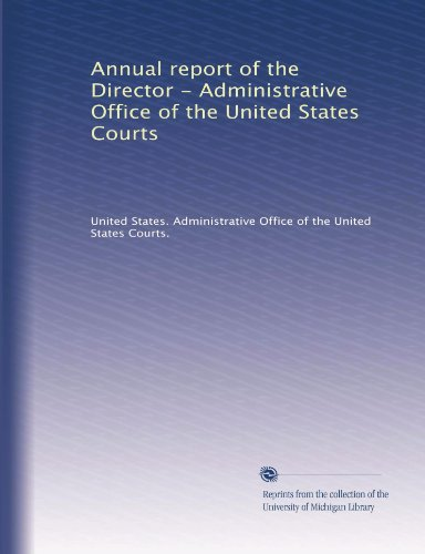 The administrative office of the united states courts author profile news books and speaking - Us courts administrative office ...