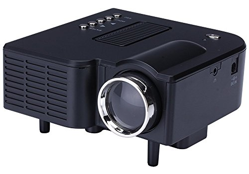 Video International (B1 LED LCD (QVGA) Mini Video Projector - International Version (No Warranty) - DIY Series - Black (FP3224B1-IV1))