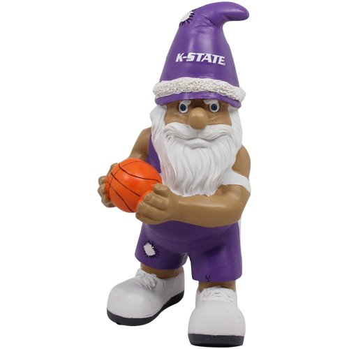 Wildcats Team Gnome - Kansas State Action Gnome Passer