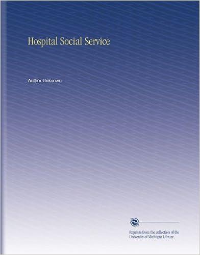 Hospital Social Service
