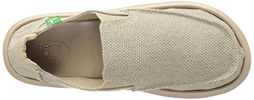 Sanuk Mens M Vagabonded Instappers Loafer Natural