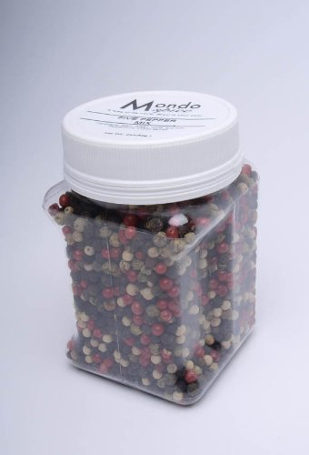 Cubeb Berry (Five Mix Peppercorns - 2 Ounce)