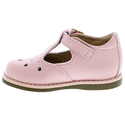 Pictures of FOOT MATES Harper (3 Infant M/W Pink) Pink 3 Infant M/W 4
