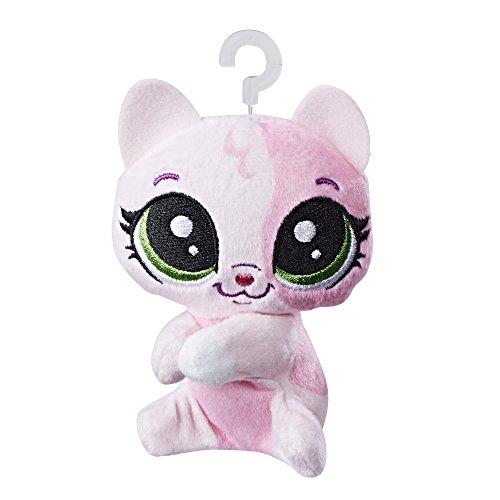 Littlest Pet Shop Clip-a-Pet Pinky Calicoco ()