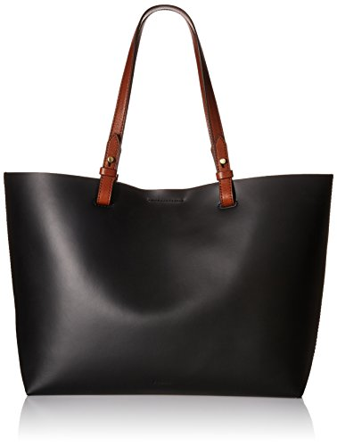 Fossil Rachel Tote, Black, One Size by Fossil