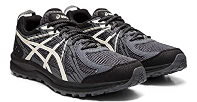 ASICS Mens Frequent Trails M Frequent Trail Black Size: 7.5