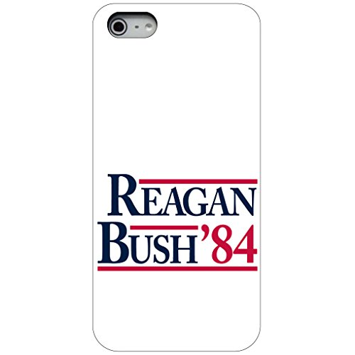 custom-black-hard-plastic-snap-on-case-for-apple-iphone-5-5s-se-reagan-bush-1984