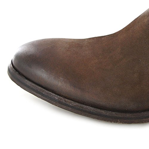 390204 FB BootsMason chiuse 0001 Castagna Uomo Fashion Scarpe 8gwWnOAR8x