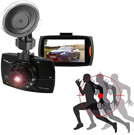 【2020 Nouvelle Version】 Cam/éra Embarqu/ée Voiture 1080P 3 Pouces Cam/éra de Voiture Grand Angle de 170/°,Dashcam Voiture avec Mode de Stationnement,D/étection de Mouvement,Enregistrement en Boucle