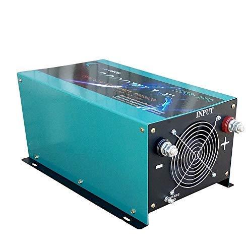 Invertitore Onda Pura 3000w 24v pico 9000w LF Sotto Frequenza Pure Wave Inverter