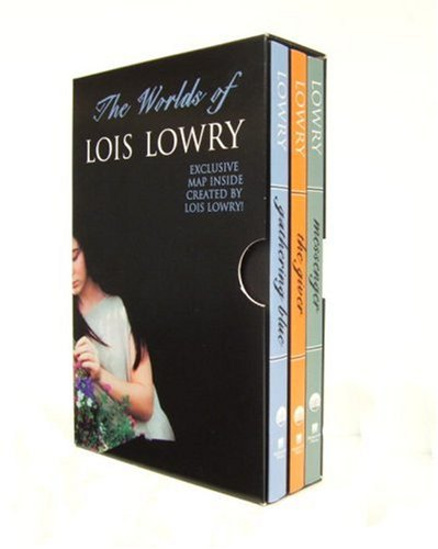 The Worlds of Lois Lowry 3 Copy Boxed Set (The Giver, Gathering Blue, The Messenger) (Lois Lowry Box Set)