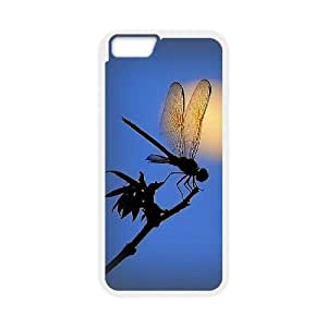 """Clzpg DIY Iphone6 4.7"""" Case - Dragonfly cell phone case"""