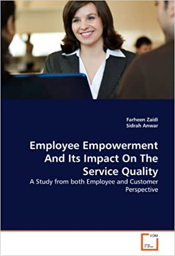 what is the connection between customer service and employee empowerment