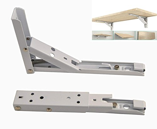 Accessbuy Folding Spring Loaded Supports Wall mount for sale  Delivered anywhere in USA