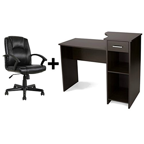 Student Desk - Home Office Bedroom Furniture Indoor Desk Wit