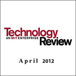 Audible Technology Review, April 2012