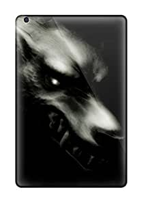 MichaelTH Case Cover Protector Specially Made For Ipad Mini/mini 2 Werewolf