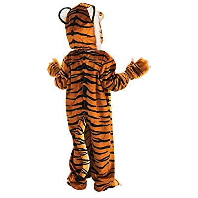 Rubie's Silly Safari Tiger Costume: Toys & Games