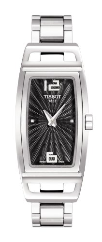 Tissot Women's T0373091105700 T-Trend Analog Display Swiss Quartz Silver Watch