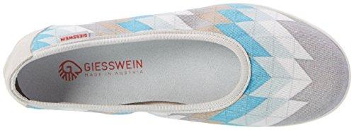 Giesswein Dörnick Women's Kiesel Ballet 039 Flats Grey BvBqZUn