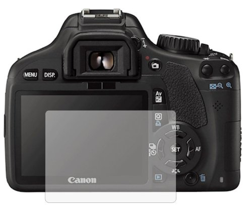 62 opinioni per 6 x Pellicola Protettiva Schermo per Canon EOS 550D (Rebel T2i)- Anti-graffio