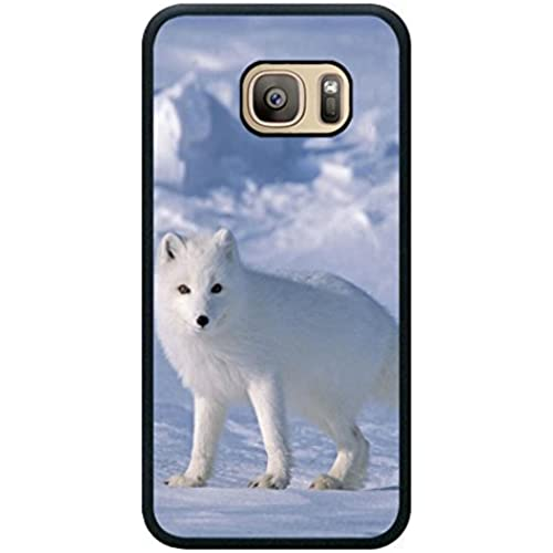 Minffc Unique With Beautiful Arctic Fox Protective Case Cover For Samsung Galaxy S7 Sales