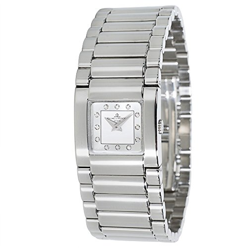 Baume & Mercier Catwalk MV045219 Ladies Watch in Diamond & Stainless Steel (Certified Pre-owned)