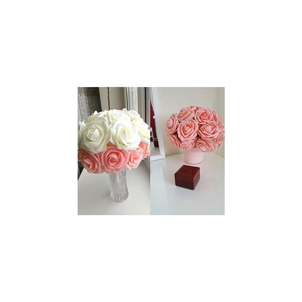 10-Heads-8CM-Pretty-Charming-Artificial-Flowers-PE-Foam-Rose-Flowers-Bride-Bouquet-Home-Wedding-Decor-Scrapbooking-DIY-Supplies