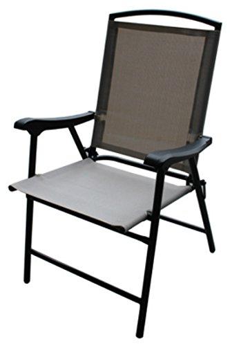 WESTFIELD OUTDOOR FS Tan Fld Sling Chair