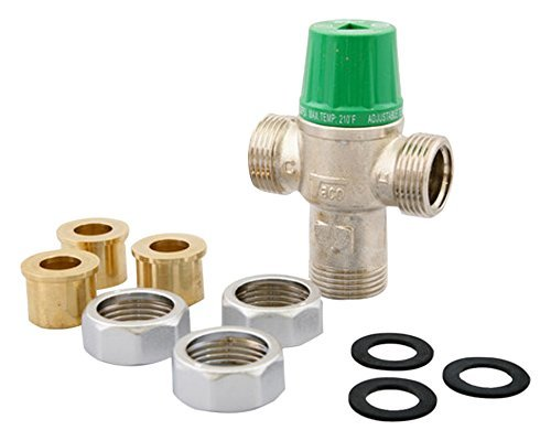Taco 5003-C3 Thermostatic Mixing/Tempering Valve, Asse 1017, 3/4