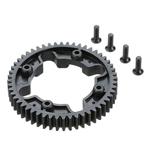 (Quickbuying Vkarracing Center Diff Spur Gear 52T ET1096 Car Parts For Truggy Buggy Short Co)
