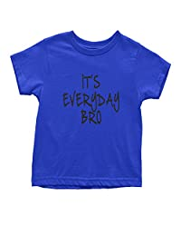 Expression Tees It's Everyday Bro (Black Print) Youth T-Shirt
