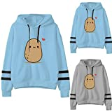 Hemlock Teen Girls Hoodies Printed Halloween Hooded Sweatshirt Junior Sports Blouse Long Sleeve Hooded Pullovers Autumn Tops