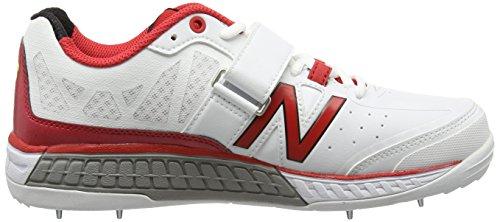 New Balance Ck4050r1 - Calzado de críquet Hombre Blanco - blanco