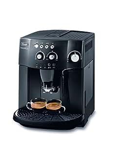 delonghi magnifica esam 4000 italy automatic espresso coffee machine black kitchen. Black Bedroom Furniture Sets. Home Design Ideas