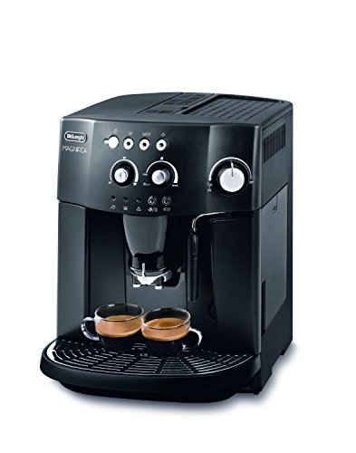 DeLonghi Magnifica ESAM 4000 Italy Automatic Espresso Coffee Machine, Black