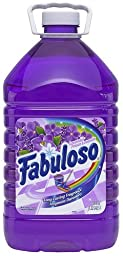 Fabuloso 153122 Lavender All Purpose Cleaner, 169 oz Bottle (Pack of 3)