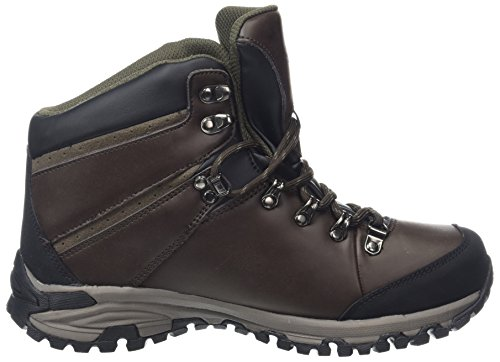 Trespass Cantero, Men's High Rise Hiking Boots Brown (Pinecone)
