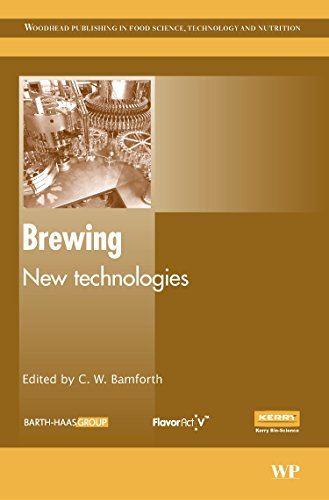 Brewing: New Technologies (Woodhead Publishing Series in Food Science, Technology and Nutrition)