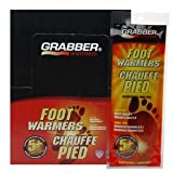 Grabber Warmers Foot Warmers, 5+ Hours, Medium/Large 30 pr by Grabber Performance Group