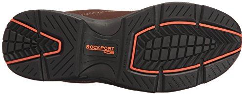 Rockport Men's Chranson Lace-Up-Dark Brown/Black-14 M