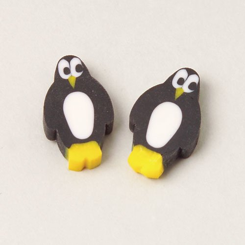 classroom set of penguin erasers for kids math manipulatives